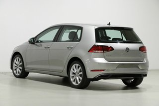 2017 Volkswagen Golf AU MY18 110 TSI Comfortline Silver 7 Speed Auto Direct Shift Hatchback