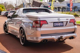 2010 Holden Special Vehicles Maloo E Series 2 R8 Silver 6 Speed Sports Automatic Utility.