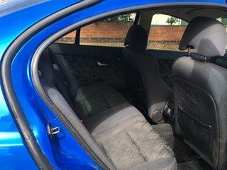 2006 Ford Falcon BF Mk II XR6 Blue 4 Speed Sports Automatic Sedan