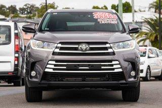 2018 Toyota Kluger GSU50R GXL 2WD Grey 8 Speed Sports Automatic Wagon