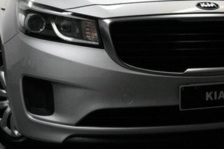 2017 Kia Carnival YP MY18 S Silver 6 Speed Sports Automatic Wagon.