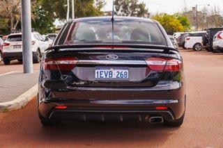 2015 Ford Falcon FG X XR6 Black 6 Speed Sports Automatic Sedan.