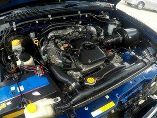 2005 Nissan Navara ST-R D22 Blue 5 Speed Manual Dual Cab