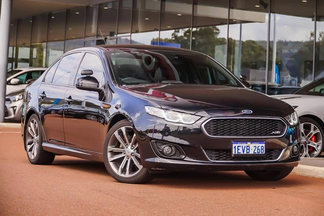 Used Ford Falcon FG X XR6, 2015 Ford Falcon FG X XR6 Black 6 Speed Sports Automatic Sedan
