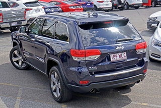 2015 Jeep Grand Cherokee WK MY15 Limited Blue 8 Speed Sports Automatic Wagon.