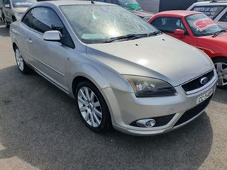 2007 Ford Focus LT Coupe Cabriolet 5 Speed Manual Convertible.