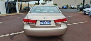 2005 Hyundai Sonata NF Beige 4 Speed Automatic Sedan