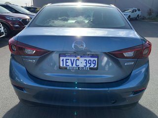 2015 Mazda 3 BM5278 Maxx SKYACTIV-Drive Blue 6 Speed Sports Automatic Sedan.