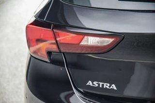 2018 Holden Astra BK MY18.5 R Black 6 Speed Sports Automatic Hatchback