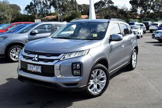 2020 Mitsubishi ASX XD MY20 LS 2WD Titanium 1 Speed Constant Variable Wagon.