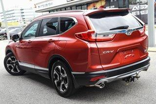 2018 Honda CR-V RW MY18 VTi-S FWD Orange 1 Speed Constant Variable Wagon.