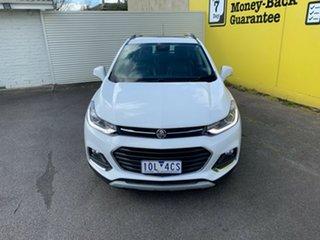 2018 Holden Trax TJ MY19 LTZ Summit White 6 Speed Automatic Wagon.