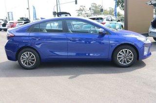 2019 Hyundai Ioniq AE.3 MY20 electric Elite Intense Blue 1 Speed Reduction Gear Fastback