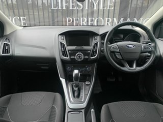 2018 Ford Focus LZ Sport Blue 6 Speed Automatic Hatchback