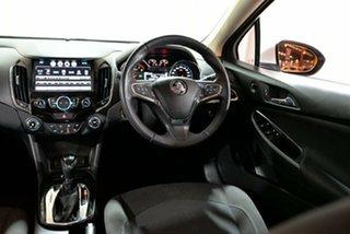 2018 Holden Astra BL MY18 LT White 6 Speed Sports Automatic Sedan
