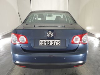 2007 Volkswagen Jetta 1KM MY08 FSI Tiptronic Green 6 Speed Sports Automatic Sedan
