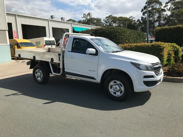 Used Holden Colorado RG MY16 LS 4x2, 2016 Holden Colorado RG MY16 LS 4x2 6 speed Manual Cab Chassis