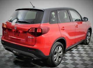 2020 Suzuki Vitara LY Series II 2WD Bright Red & Cosmic Black 6 Speed Sports Automatic Wagon