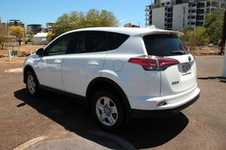 2017 Toyota RAV4 ASA44R GX AWD Glacier White 6 Speed Automatic Wagon