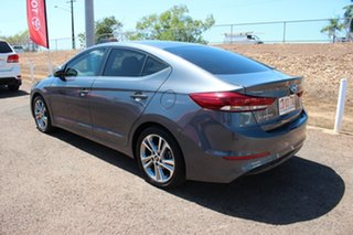 2017 Hyundai Elantra AD MY17 Elite Grey 6 Speed Sports Automatic Sedan