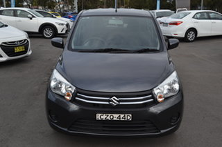 2015 Suzuki Celerio LF Grey 1 Speed Constant Variable Hatchback.