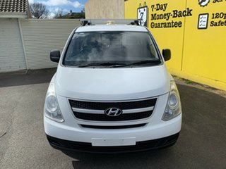 2008 Hyundai iLOAD TQ-V White 5 Speed Sports Automatic Van.