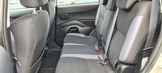 2007 Mitsubishi Outlander ZG MY07 LS Gold 6 Speed Constant Variable Wagon