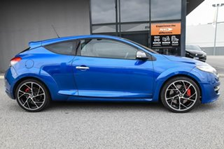 2011 Renault Megane III D95 R.S. 250 Cup Trophee Blue 6 Speed Manual Coupe.
