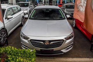 2018 Holden Commodore ZB MY19 LT Liftback Silver 9 Speed Sports Automatic Liftback.