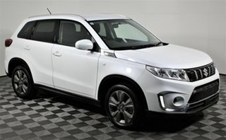 2020 Suzuki Vitara LY Series II 2WD Cool White 6 Speed Sports Automatic Wagon