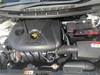 2013 Kia Cerato YD MY14 Koup SI Snow White 6 Speed Manual Coupe