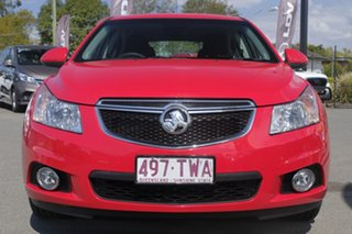 2014 Holden Cruze JH Series II MY14 Equipe Red Hot 5 Speed Manual Hatchback