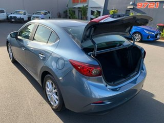 2015 Mazda 3 BM5278 Maxx SKYACTIV-Drive Blue 6 Speed Sports Automatic Sedan