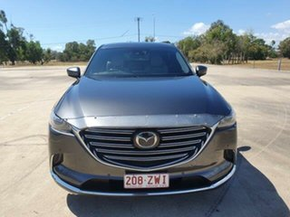 2016 Mazda CX-9 TC Azami SKYACTIV-Drive i-ACTIV AWD Grey 6 Speed Sports Automatic Wagon.