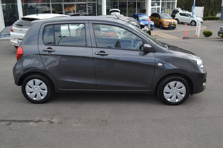 2015 Suzuki Celerio LF Grey 1 Speed Constant Variable Hatchback