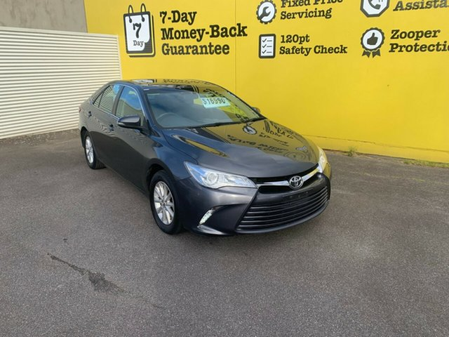 Used Toyota Camry ASV50R Altise, 2015 Toyota Camry ASV50R Altise Grey 6 Speed Sports Automatic Sedan