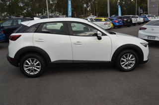 2015 Mazda CX-3 DK2W7A Neo SKYACTIV-Drive White 6 Speed Sports Automatic Wagon