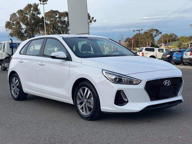 Used Hyundai i30  Active, 2019 Hyundai i30 Active White Sports Automatic Hatchback