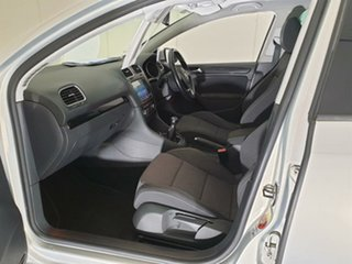 2010 Volkswagen Golf VI MY10 103TDI Comfortline Silver 6 Speed Manual Hatchback