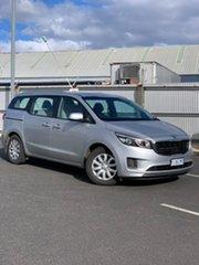2016 Kia Carnival YP MY17 S Silver 6 Speed Sports Automatic Wagon.