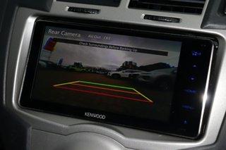 2010 Toyota Yaris NCP90R 10 Upgrade YR Grey 5 Speed Manual Hatchback