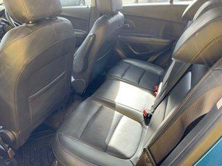 2018 Holden Trax TJ MY18 LTZ Boracay Blue 6 Speed Automatic Wagon