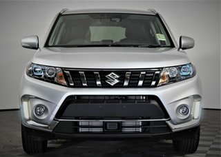 2020 Suzuki Vitara LY Series II Turbo 2WD Silky Silver 6 Speed Sports Automatic Wagon.