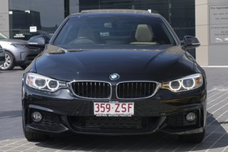 2015 BMW 4 Series F32 420i Modern Line Black 8 Speed Sports Automatic Coupe