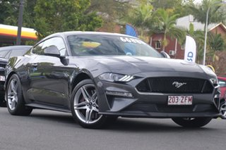 2019 Ford Mustang FN 2020MY GT Magnetic 10 Speed Sports Automatic Fastback.