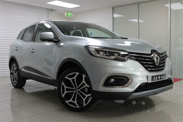 Demo Renault Kadjar XFE Intens , 2019 Renault Kadjar XFE Intens Highland Grey 7 Speed Sports Automatic Dual Clutch Wagon