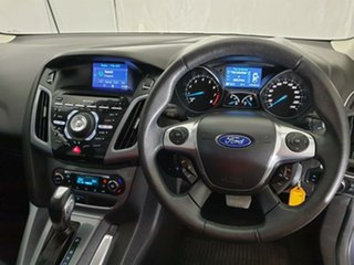 2012 Ford Focus LW Sport PwrShift Grey 6 Speed Automatic Sedan