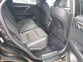2018 Lexus RX GGL25R RX350 F Sport Black 8 Speed Sports Automatic Wagon