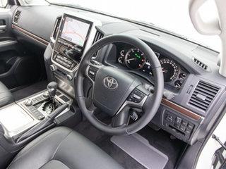 2019 Toyota Landcruiser VDJ200R LC200 VX (4x4) White 6 Speed Automatic Wagon