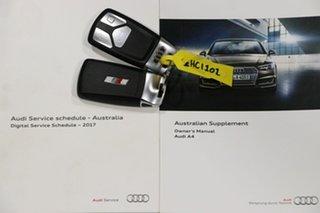 2017 Audi S4 B9 MY17 3.0 TFSI Quattro Grey 8 Speed Automatic Tiptronic Sedan